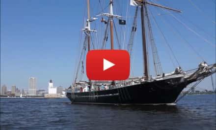 Video: Sailing Sullivan