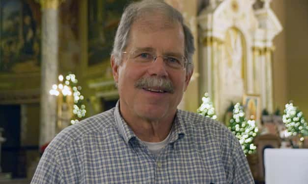 John Gurda shared Polish history of Milwaukee at packed Basilica
