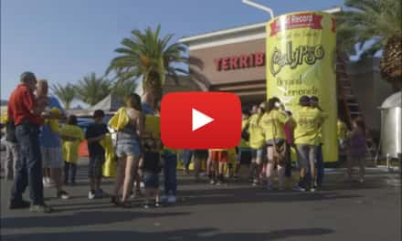 Video: World Record Lemonade