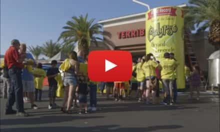 Video: World Record Lemonade