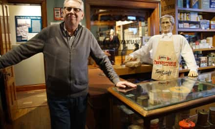 Chudnow Museum gives taste of vintage consumerism