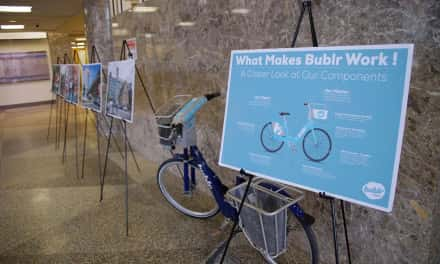 Photo Essay: Bublr plans reviewed