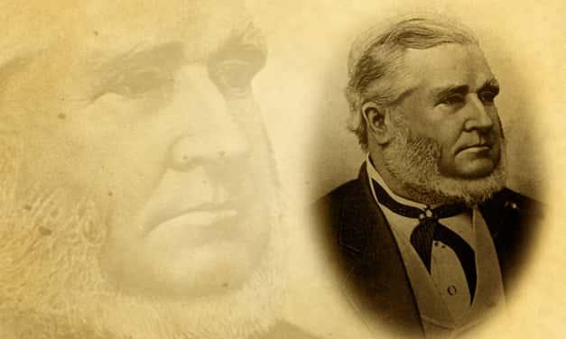 Class of 1846: Alexander Mitchell