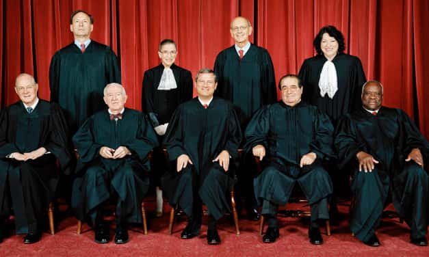 Op Ed: Who will fill Scalia's shoes?