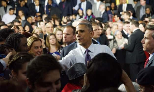Photo Essay: The day Obama came to town