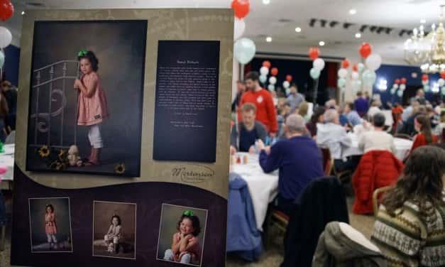 Photo Essay: Pasta Fundraiser
