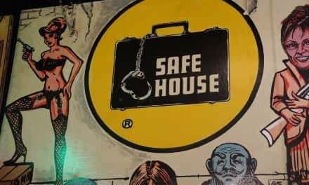 Photo Essay: New Safe House Declassified