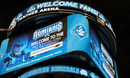 Milwaukee Admirals host open house at new arena home