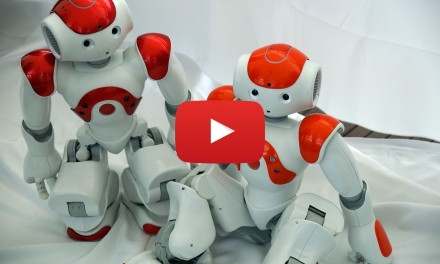Video: Robots Among Us