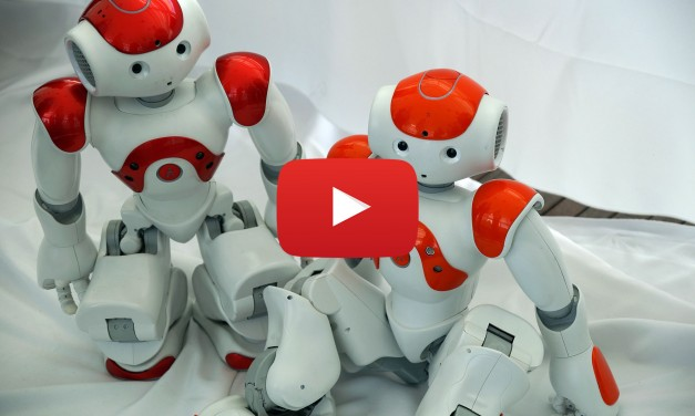Video: Robots Among Us