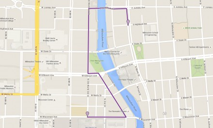 Map: St. Patrick's Parade