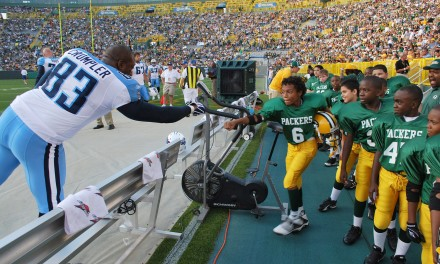 Quarterback from Journey House's Packers team recruited for college football