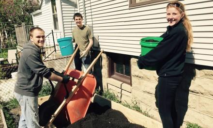 Victory Garden Blitz to install 500 gardens in 14 days