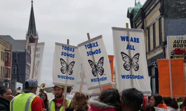 A May Day 2021 Message from Milwaukee: It is time for leaders to deliver on promised immigration reforms