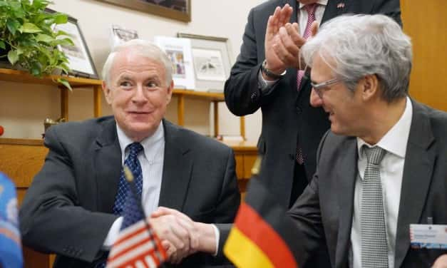 Milwaukee forges ties with German city of Darmstadt