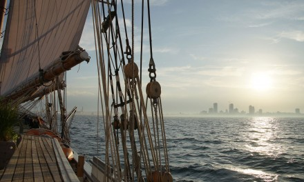 S/V Denis Sullivan launches new Lake Michigan day sail program