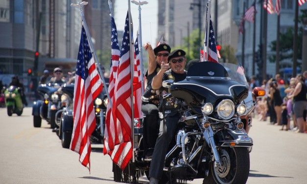 Photo Essay: Tribute to lost heroes at 151st Memorial Day Parade