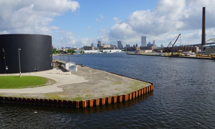 Milwaukee's Harbor District Awarded National Grant
