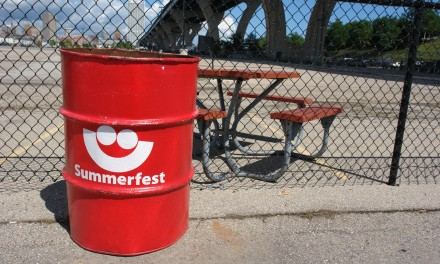 New street name acknowledges Summerfest's history