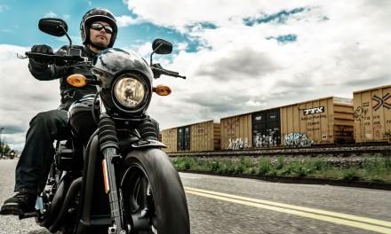 Harley-Davidson defend freedom in Marvel's Captain America: Civil War