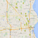 Map: Summer meals for youth