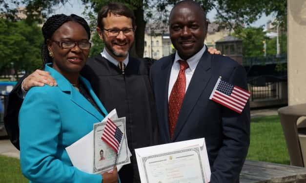 Photo Essay: America's newest citizens call Milwaukee their home