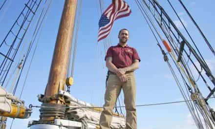 Photo Essay: Sailing the Great Lakes