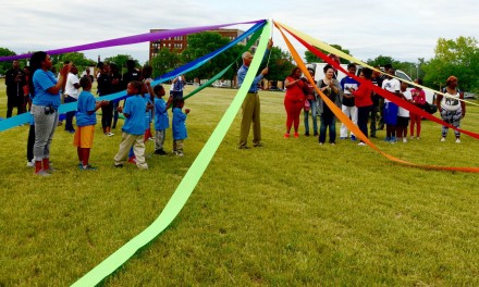 Newly renovated Johnsons Park opened to community