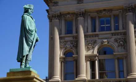 Diane Buck: Restoring historic bronze
