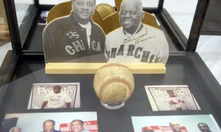 City Hall to showcase Negro League Baseball traveling exhibit