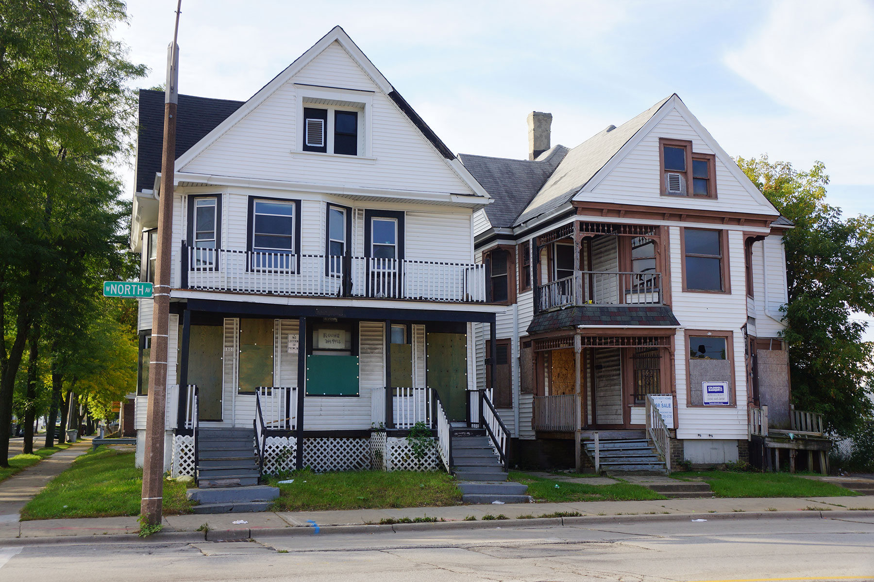Racial disparity detailed in research on Milwaukee housing ...