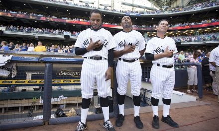 Brewers host annual Negro League tribute game