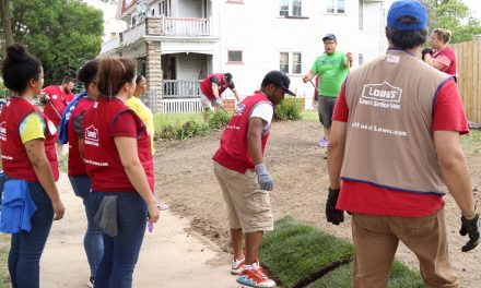 Habitat for Humanity Rocks the Block in Washington Park