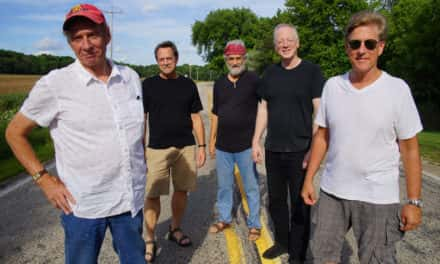 Reunion of Bill Camplin's Cardboard Box album celebrates 40 years of friendship