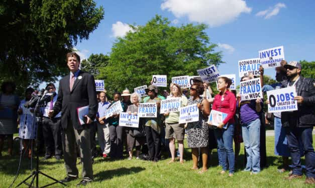 Community leaders reject WEDC's jobs claim for Sherman Park area