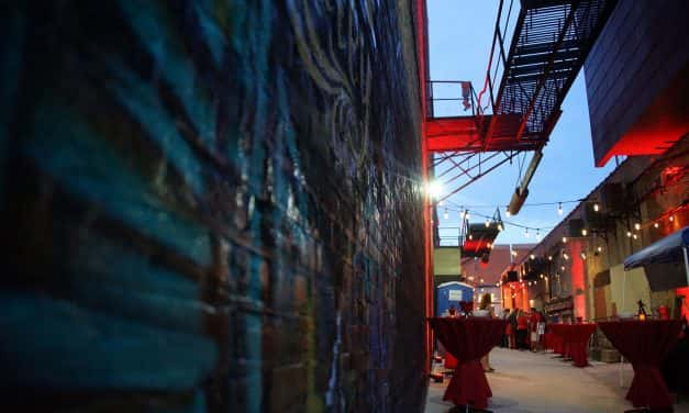 Photo Essay: Dinner in Black Cat Alley with Echelon MKE