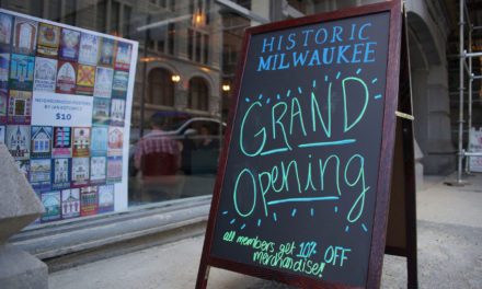 Historic Milwaukee relocates to Mackie Building