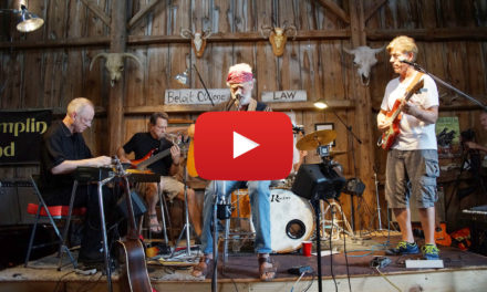 360° Video: Bill Camplin Band at Ebbott's Barn