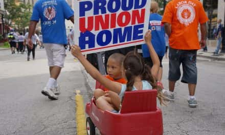 Photo Essay: Workers celebrated at Laborfest