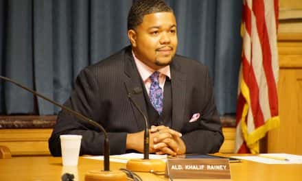 Committee approves Alderman Rainey's plan to establish Office of African American Affairs