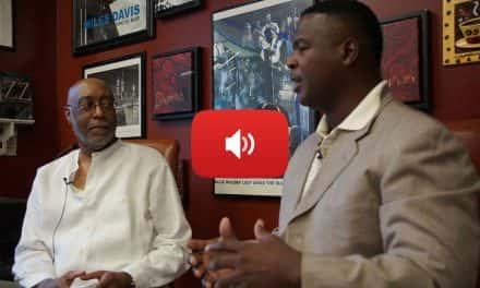 Audio: Eric Von interview with LeRoy Butler