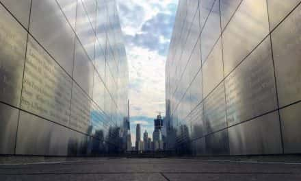 Photo Essay: Reflections from today at Ground Zero