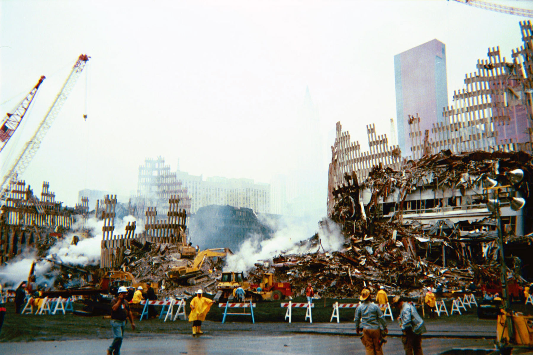Photo Essay: In the aftermath at Ground Zero | The Milwaukee Independent
