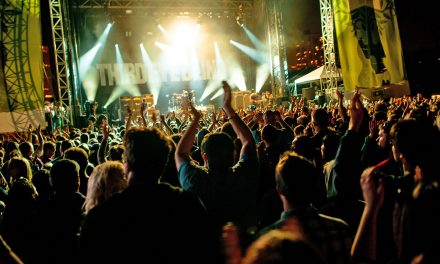 Rock The Green: Entertainment Plus Engagement for Sustainability