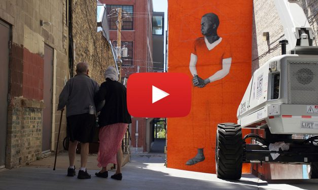 360° Video: Walking Among Murals