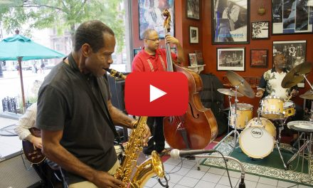 Video: City.Net Café jam session
