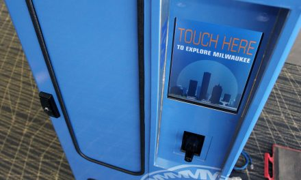 Mitchell Airport adds MCTS M•CARD Kiosk for intermodal travel