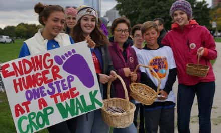 Photo Essay: Crop Walk aims to end hunger one step at a time