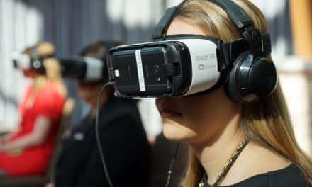 Virtual reality film simulates encounter with anti-abortion protestors