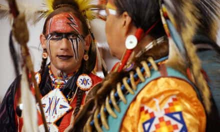 Annual pow wow celebrates ancient Native American traditions